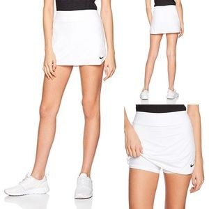 Nike Straight Court Tennis Two in One Skort Size L